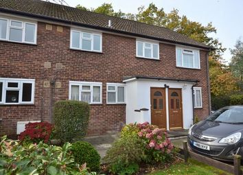 Thumbnail 2 bed maisonette for sale in Victoria Road, Fleet
