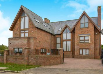 Thumbnail 7 bed detached house for sale in Queensbury Lane, Monkston Park, Milton Keynes