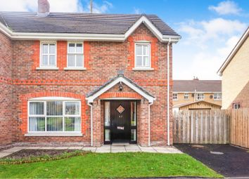 Thumbnail 4 bed semi-detached house for sale in Ivy Mead Mews, Derry / Londonderry
