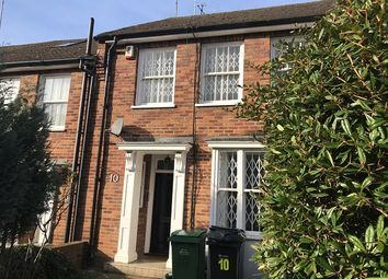 Thumbnail 3 bed town house to rent in Naseby Close, London