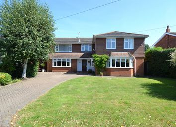 5 bed detached house for sale in Meadow Drive, Chestfield, Whitstable CT5