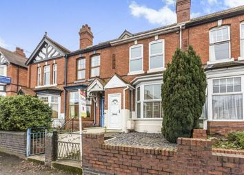 Thumbnail 3 bed terraced house for sale in Lansdowne Road, Lansdowne, Worcester