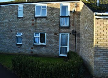 Thumbnail 1 bed flat to rent in Peachs Close, Harrold
