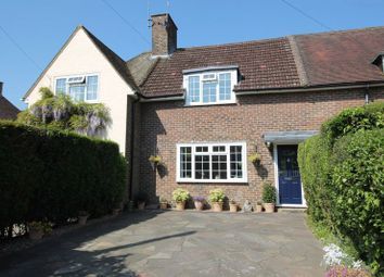 Thumbnail 3 bed terraced house for sale in Breech Lane, Walton On The Hill, Tadworth