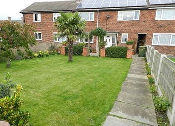 Thumbnail 3 bed semi-detached house for sale in Huntwick Crescent, Featherstone, Pontefract