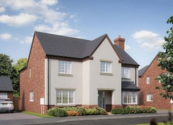 Thumbnail 4 bed detached house for sale in Plot 31, Ashford, Uttoxeter Road, Hill Ridware