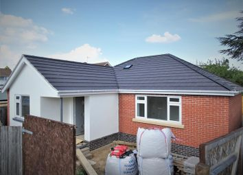Thumbnail 3 bed detached bungalow for sale in Tysoe Hill, Glenfield, Leicester