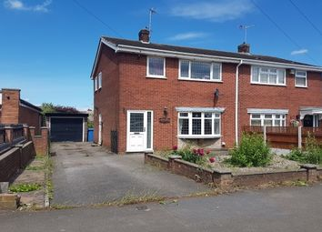 Thumbnail 3 bedroom semi-detached house to rent in Westfield Lane, Mansfield