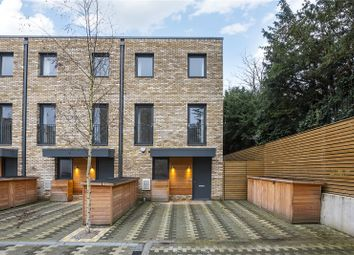Thumbnail 5 bed terraced house for sale in Beatrice Place, London