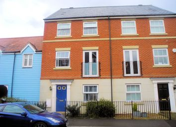 Thumbnail 4 bed town house to rent in Canon Road, Flitch Green