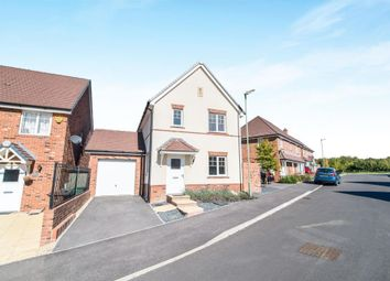 Thumbnail 3 bed detached house to rent in Tapestry Road, Andover