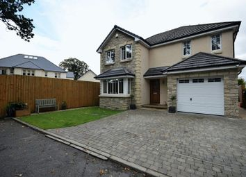 Thumbnail 4 bed detached house for sale in High Valleyfield, Dunfermline