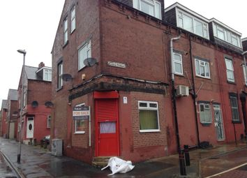 Thumbnail 3 bedroom end terrace house for sale in Burley Lodge Road, Leeds, West Yorkshire