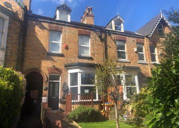 Thumbnail 4 bed terraced house for sale in West Bank, Scarborough