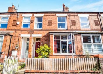 3 bed terraced house for sale in Clare Avenue, Hoole, Chester CH2