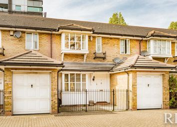 Thumbnail 3 bed terraced house for sale in Cottesloe Mews, London