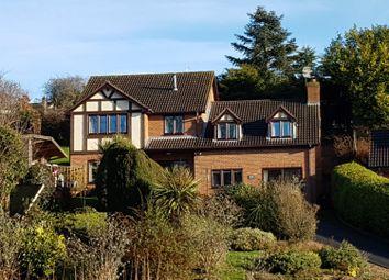 Thumbnail 4 bedroom detached house for sale in Bank House, Wrigglebrook Lane, Kingsthorne, Herefordshire