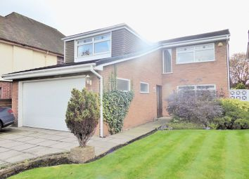 Thumbnail 4 bed detached house for sale in Park Avenue, Hesketh Park, Southport