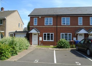 Thumbnail 2 bed property for sale in Hamilton Avenue, Uttoxeter