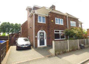 Thumbnail 4 bedroom semi-detached house for sale in Oakleys Road, Long Eaton, Nottingham