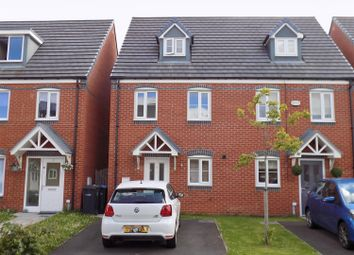 Thumbnail 3 bed semi-detached house for sale in Turnbull Way, Scholars Rise, Middlesbrough