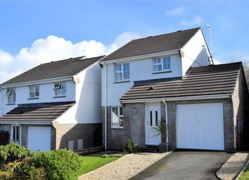 Thumbnail 3 bed detached house for sale in Nanscober Place, Helston