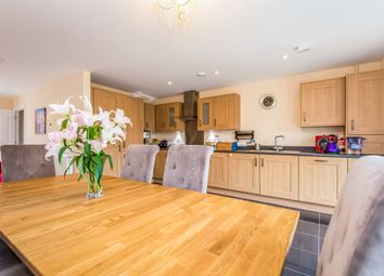 Thumbnail 4 bedroom town house for sale in The Square, High Street, Upton, Northampton