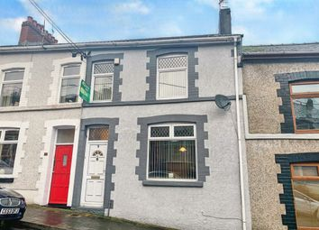 3 bed terraced house for sale in Upper Francis Street, Abertridwr, Caerphilly CF83
