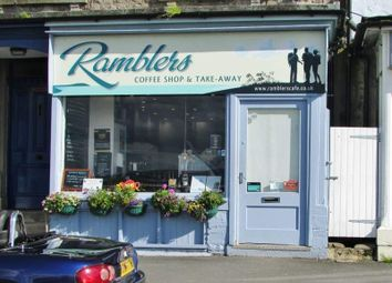 Thumbnail Restaurant/cafe for sale in 33 Promenade, Carnforth