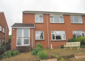 Thumbnail 2 bed maisonette to rent in Townsend Road, Minehead