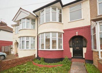 Thumbnail 3 bed terraced house to rent in Brampton Road, Kings Bury