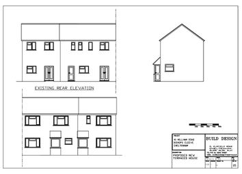 Thumbnail 3 bed end terrace house for sale in Millham Road, Bishops Cleeve, Cheltenham