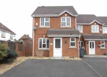 Thumbnail 3 bed property to rent in Park View Close, Blurton, Stoke-On-Trent