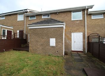 Thumbnail 3 bed terraced house for sale in Mount Pleasant Court, Throckley, Newcastle Upon Tyne