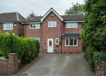 Thumbnail 4 bed detached house for sale in Woodlands Parkway, Timperley, Altrincham