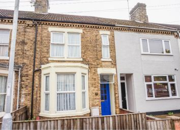 Thumbnail 3 bed terraced house for sale in St. Pauls Road, Peterborough