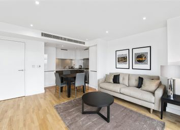Thumbnail 1 bed flat to rent in Landmark West, 22 Marsh Wall, London