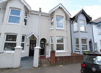 Thumbnail 3 bed terraced house for sale in Ravenscourt Road, Deal