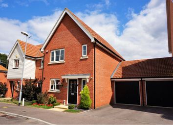 3 bed link-detached house for sale in Montague Street, Basildon SS14
