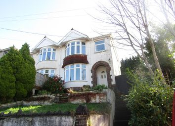 3 bed semi-detached house for sale in Gellionen Road, Clydach, Swansea, City And County Of Swansea. SA6