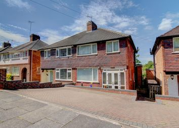 Thumbnail 3 bed semi-detached house for sale in Nigel Avenue, Northfield, Birmingham