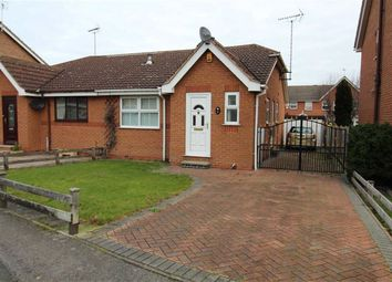 Thumbnail 2 bed semi-detached bungalow for sale in Cawthorne Way, Mansfield, Nottingham
