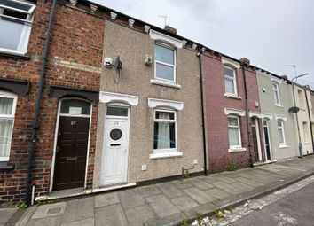 Thumbnail 2 bed terraced house for sale in 35 Maria Street, North Ormesby, Middlesbrough, Cleveland