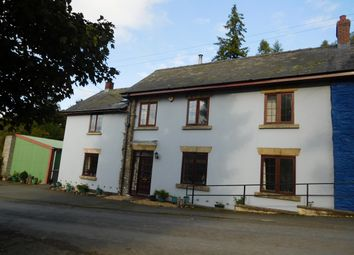 Thumbnail 4 bed detached house for sale in Llanbadarn Fynydd, Llandrinddo Wells