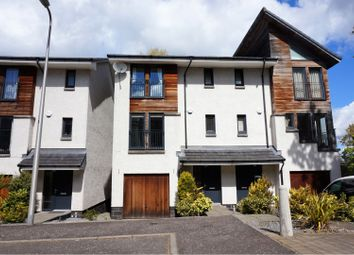 Thumbnail 4 bed town house for sale in Kenmore Gardens, Dundee