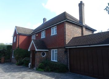 Thumbnail 4 bed detached house to rent in Stanstead Road, Caterham