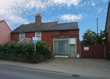Thumbnail 4 bed cottage for sale in Ingate, Beccles