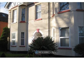 Thumbnail 1 bedroom flat to rent in Hawkwood Road, Bournemouth