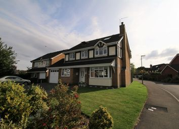 Thumbnail 5 bedroom detached house for sale in The Cornfields, Hatch Warren, Basingstoke