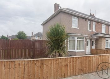 Thumbnail 3 bed end terrace house to rent in Warwick Crescent, Billingham